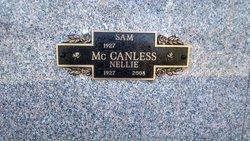 Nellie Mable <i>Allensworth</i> McCanless