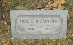 Fred Sparks Dickinson