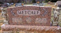 Betty June <i>Herron</i> Metcalf