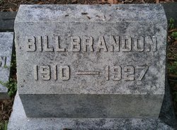 George William Billy Brandon