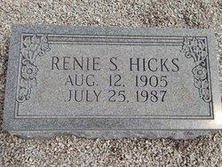 Renie S. Hicks