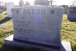 Albert Meyer Agron