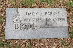 Daisy May <i>Smith</i> Barrett