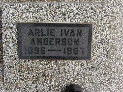 Arlie Ivan Anderson