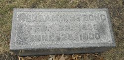 William W. Strong