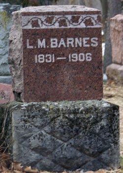 Lemuel Manson Barnes