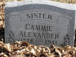 Cammie Alexander