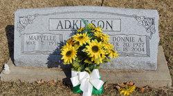 Donnie Alvin Adkisson