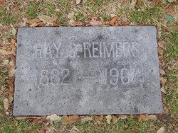 Linda Ray <i>Saunders</i> Reimers