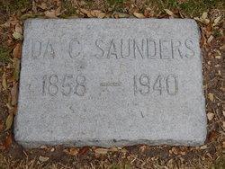 Ida Jane <i>Caldwell</i> Saunders