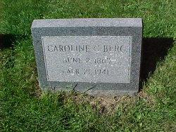 Caroline C Berg