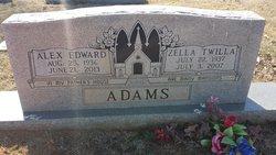 Alex Edward Ed Adams