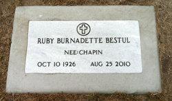 Ruby Bernadette Kaylor <i>Chapin</i> Bestul
