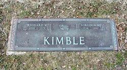 Richard Webster Kimble
