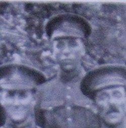 Private Arthur Jessop