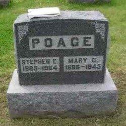Mary C. <i>Miller</i> Poage