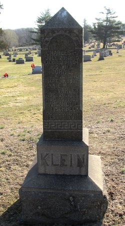 Annie M. <i>Klein</i> Varley