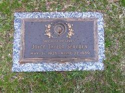 Joyce Taylor Severen