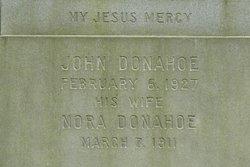 Honora Nora <i>Collins</i> Donahoe