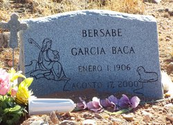Bersabe <i>Garcia</i> Baca
