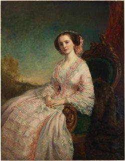 Caroline Slidell <i>Perry</i> Belmont