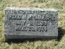 William Meek Gillespie