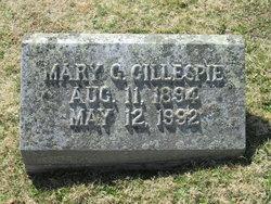 Mary Hamlin <i>Geurrant</i> Gillespie