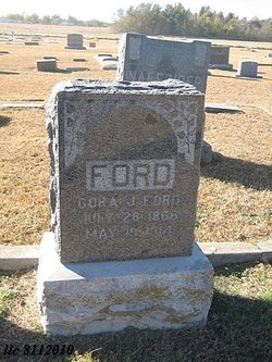 Cora Jane <i>Ray</i> Ford