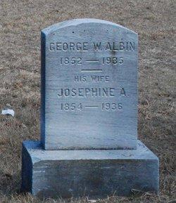 Josephine Augusta <i>Sherry</i> Albin