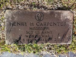 Henry Herbert Babe Carpenter