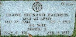 Frank Bernard Baldwin