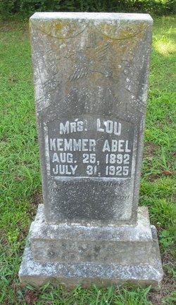 Lou Kemmer <i>Rodgers</i> Abel
