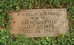 Rachel <i>Davis</i> Sherrill