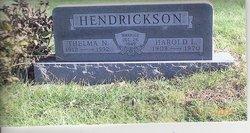 Thelma N. <i>Wisely</i> Hendrickson