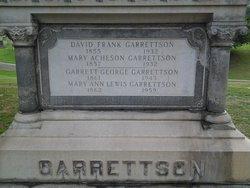 Mary Ann <i>Lewis</i> Garrettson