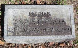 Mamie <i>Hepstall</i> Clark