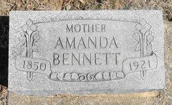 Amanda Elizabeth <i>Adams</i> Bennett