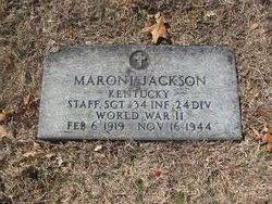 Maroni Jackson