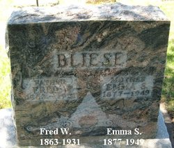 Fred W. Bliese