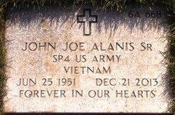 John Joe Alanis, Sr