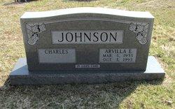 Arvilla E. Johnson