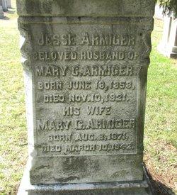 Mary C. <i>Grove</i> Armiger