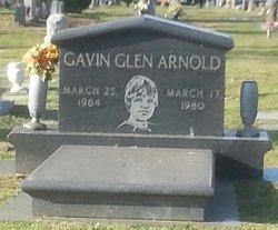 Gavin Glen Arnold