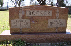 Eliza Ruth <i>Hatcher</i> Booker