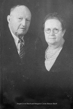 Margaret Cyrene <i>Benson</i> Hatch
