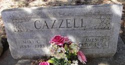 Mary Celiean <i>Winkler</i> Cazzell