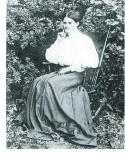 Louise Catherine Lucy <i>Davis</i> Atwell