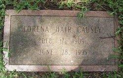 Lorena <i>Hair</i> Causey