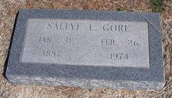 Sallye Lucinda <i>Webb</i> Gore