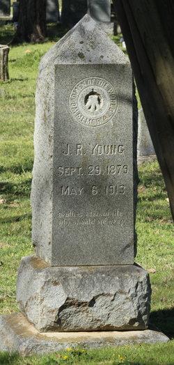 Joseph Ramsey Young